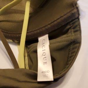 Cacique Intimates & Sleepwear - NWOT LANE BRYANT CACIQUE BRA- 40DD